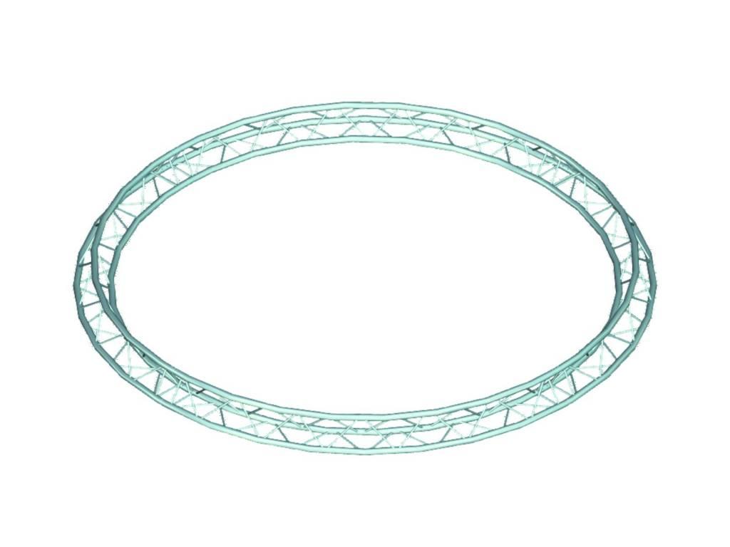 ALUTRUSS ALUTRUSS DECOLOCK DQ-3 circle piece d=6m / 45