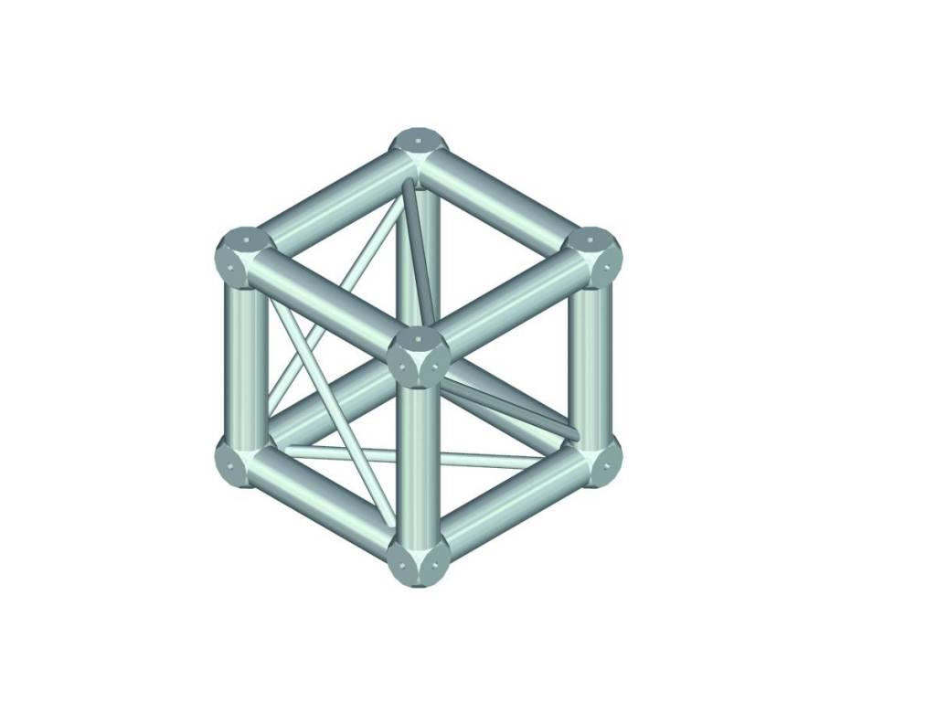 ALUTRUSS ALUTRUSS DECOLOCK DQ4 universal cross piece