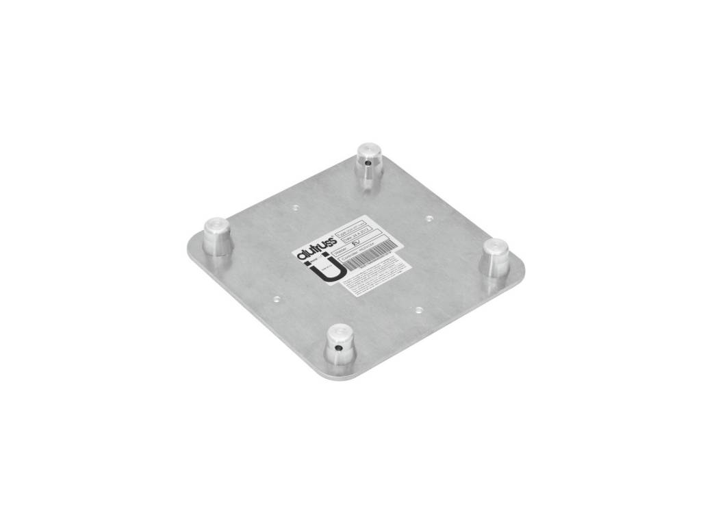 ALUTRUSS ALUTRUSS DECOLOCK DQ4-WPM wall mounting plate MALE