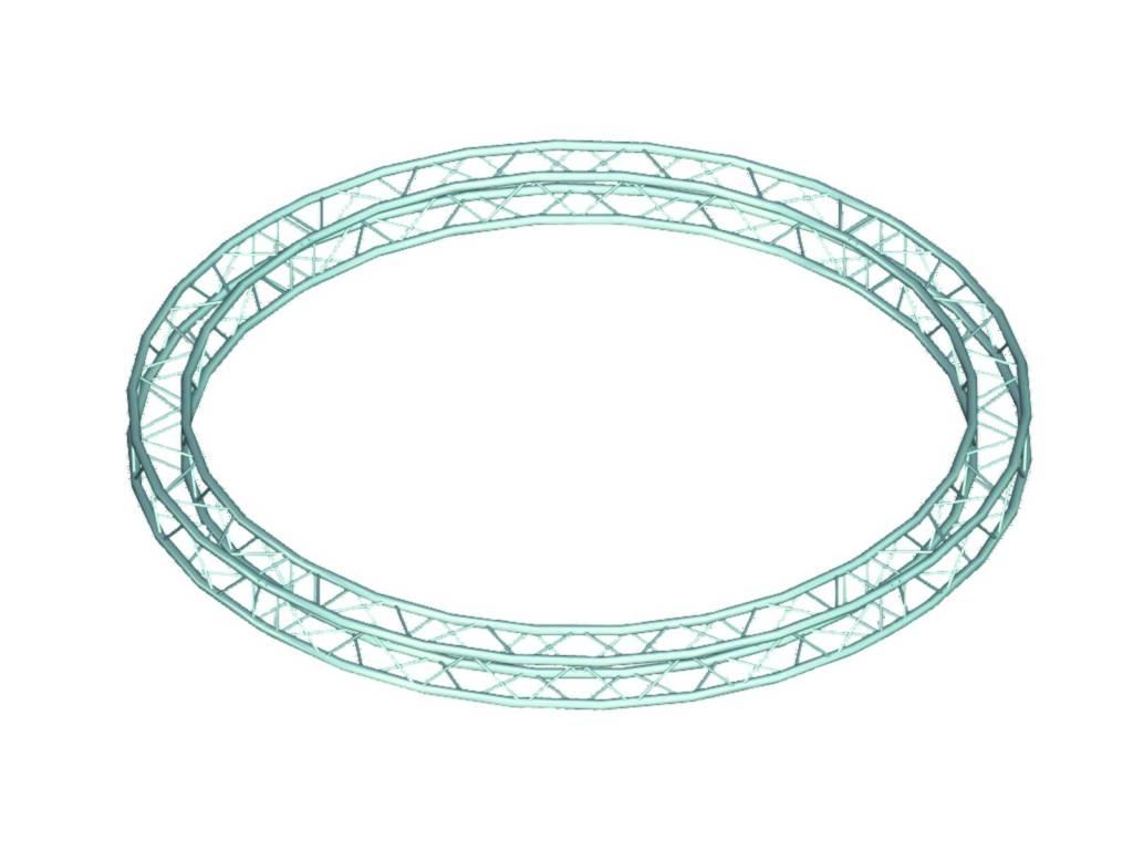 ALUTRUSS ALUTRUSS DECOLOCK DQ-4 circle d=4m(inside)