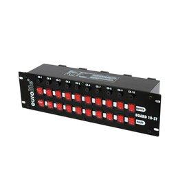 EUROLITE EUROLITE Board 10-ST with 10x safety-plug