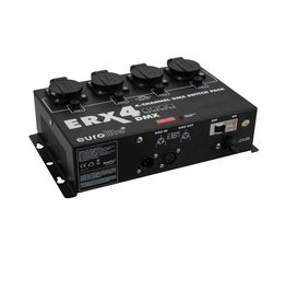 EUROLITE EUROLITE ERX-4 DMX Switch pack
