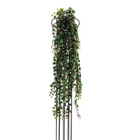EUROPALMS EUROPALMS Deluxe ivytendril, green-red 160cm