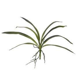 EUROPALMS EUROPALMS Orchid leaf (EVA), green, 45cm