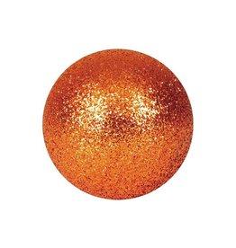 EUROPALMS EUROPALMS Decoball 3,5cm, copper, glitter 48x