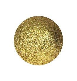 EUROPALMS EUROPALMS Decoball 3,5cm, gold, glitter 48x