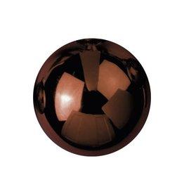 EUROPALMS EUROPALMS Decoball 3,5cm, brown, shiny 48x