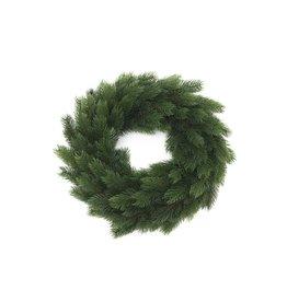 EUROPALMS EUROPALMS Fir wreath, PE, 45cm