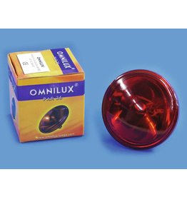 OMNILUX OMNILUX PAR-36 6.4V/30W G-53 VNSP red