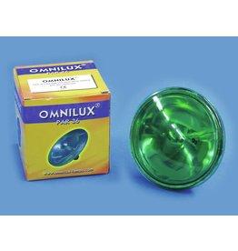 OMNILUX OMNILUX PAR-36 6.4V/30W G-53 VNSP green