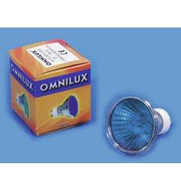 OMNILUX OMNILUX GU-10 230V/35W 1500h blue
