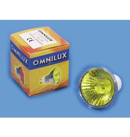 OMNILUX OMNILUX GU-10 230V/50W 1500h 25 yellow