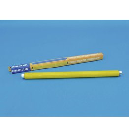 OMNILUX OMNILUX Tube 15W G13 450x26mm yellow glas