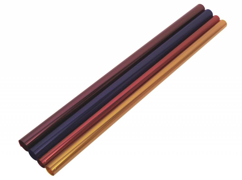 ACCESSORY Color foil 113 magenta red 122x100cm