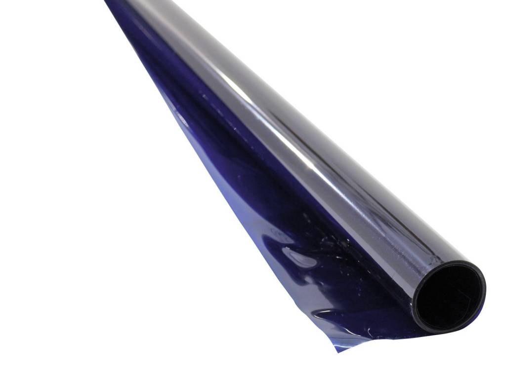 ACCESSORY Color foil 120 deep blue 122x100cm