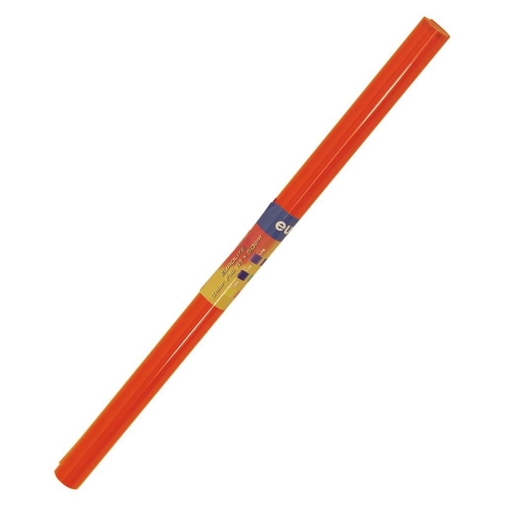 ACCESSORY Color foil 105 orange 61x50cm