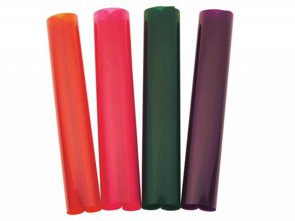 ACCESSORY Color foil 111 dark pink 61x50cm