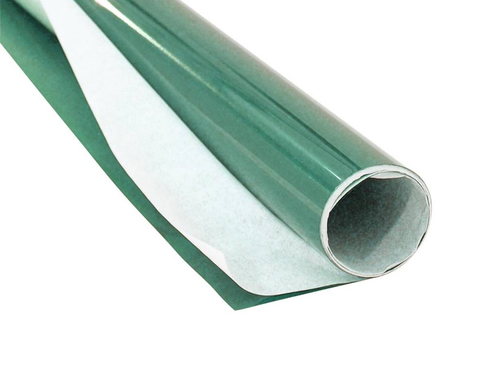 ACCESSORY Color foil 116 med blue green 61x50cm