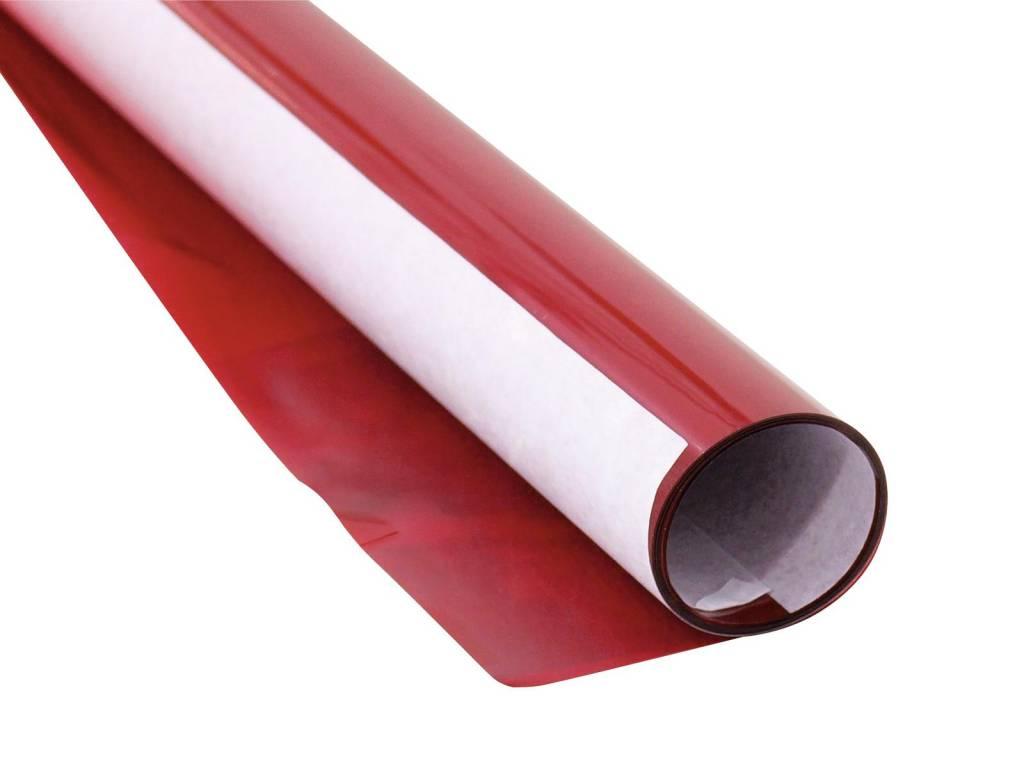 ACCESSORY Color foil 182 light red 61x50cm