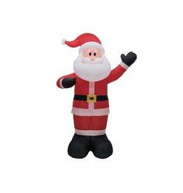 EUROPALMS EUROPALMS Inflatable Figure Santa Claus, 300cm