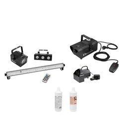 EUROLITE EUROLITE Set LED Mini-Partyset + B-50 + N-10 + Fluid