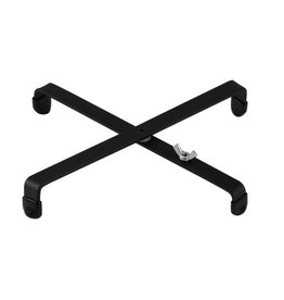 DIMAVERY DIMAVERY Cross shaped stand for wind instrument stands, bl