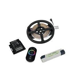 EUROLITE EUROLITE Set LED Strip RGB 5m + RF Controller + Transformer 24V