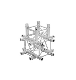 ALUTRUSS ALUTRUSS QUADLOCK 6082C-51(50) 5-Way Cross Piece
