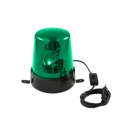 EUROLITE EUROLITE LED Police Light DE-1 green