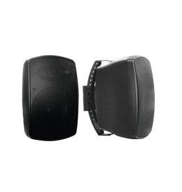 OMNITRONIC OMNITRONIC OD-8T Wall Speaker 100V black 2x
