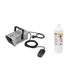 EUROLITE EUROLITE Set N-10 silver + B Basic smoke fluid 1l