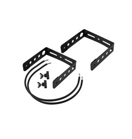 OMNITRONIC OMNITRONIC BOB-4 Extension Bracket black 2x