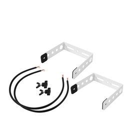 OMNITRONIC OMNITRONIC BOB-4 Extension Bracket white 2x