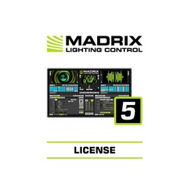 MADRIX MADRIX Software 5 License entry