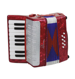 DIMAVERY DIMAVERY Accordion 1.5 octaves/8 basses