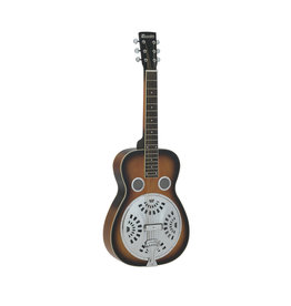DIMAVERY DIMAVERY RS-600 Resonator Lap Steel Guitar, sunburst