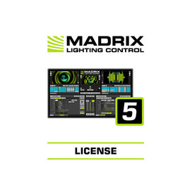 MADRIX MADRIX Software 5 License basic