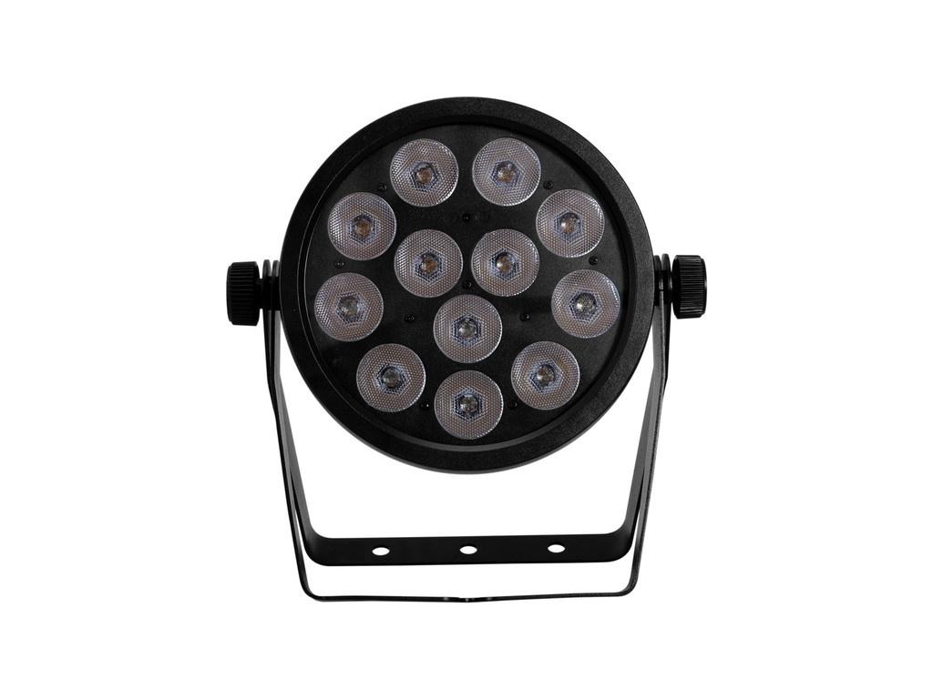 EUROLITE EUROLITE LED 4C-12 Silent Slim Spot