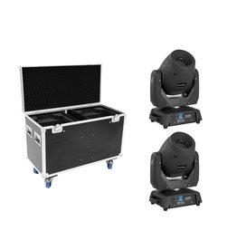 EUROLITE EUROLITE Set 2x LED TMH-X12 + EU Case