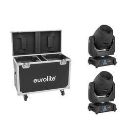 EUROLITE EUROLITE Set 2x LED TMH-X12 + Case