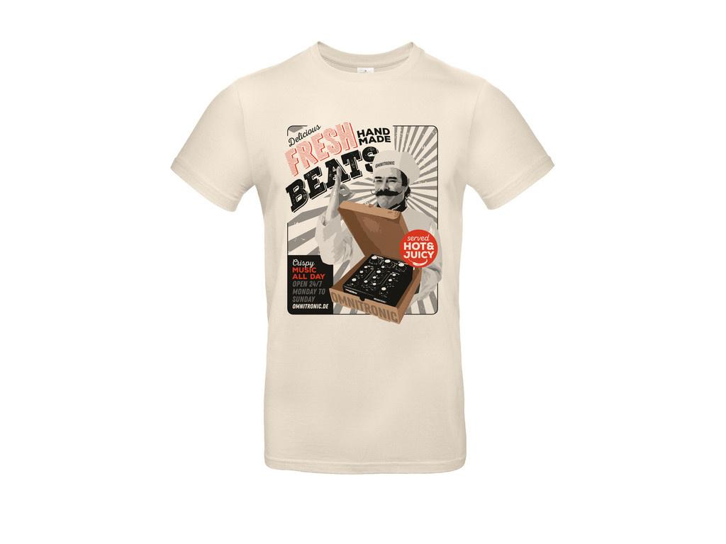 """OMNITRONIC OMNITRONIC T-Shirt """"Fresh Beats"""", XL"""