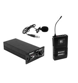 OMNITRONIC OMNITRONIC Set MOM-10BT4 Receiver module + Bodypack transmitter