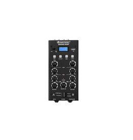 OMNITRONIC OMNITRONIC GNOME-202P Mini Mixer black