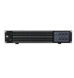 OMNITRONIC OMNITRONIC GEQ-2310 Equalizer 2x31-Band