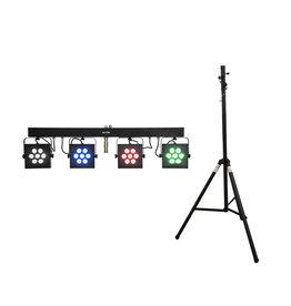 EUROLITE EUROLITE Set LED KLS-3002 + STV-40S-WOT Steel stand