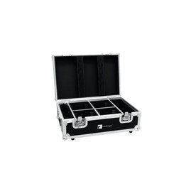 ROADINGER ROADINGER Flightcase 4x AKKU TL-3 Trusslight QuickDMX with charging function