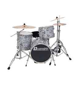 DIMAVERY DIMAVERY DS-310 Fusion drum set,oyster