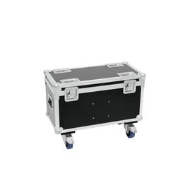 ROADINGER ROADINGER Flightcase 2x TMH-30/40/60 with wheels