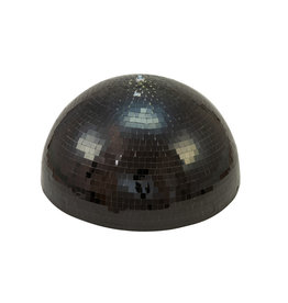 EUROLITE EUROLITE Half Mirror Ball 40cm black motorized