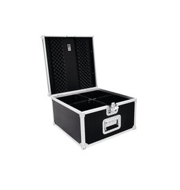 ROADINGER ROADINGER Flightcase 4x PAR-56 Spot short